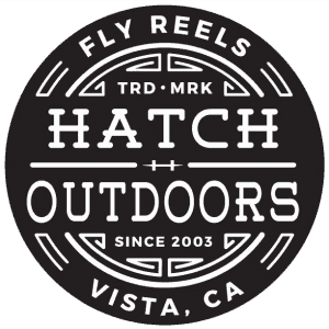 Hatch Outdoors Western Sticker