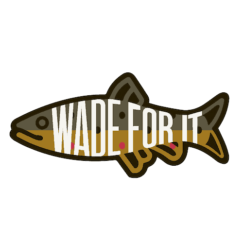 Postfly Wade For It Brown Trout