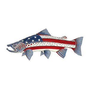 Casey Underwood USA BrownTrout