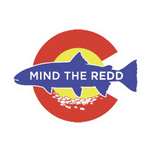 Nate Karnes Mind The Redd Colorado Decal