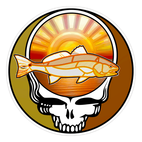 Fly Slaps Steal Your Face Redfish