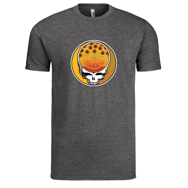 Fly Slaps Steel Your Face Cutthroat Trout TShirt