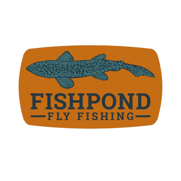 Fishpond Cruiser Trout Sticker