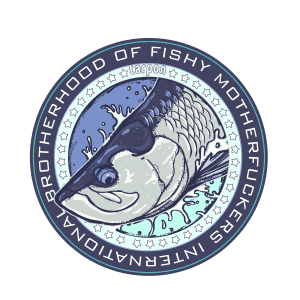 Brotherhood Of Fishy MF International Tarpon
