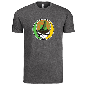 Fly Slaps Steal Your Face Green Drake TShirt Lightweight