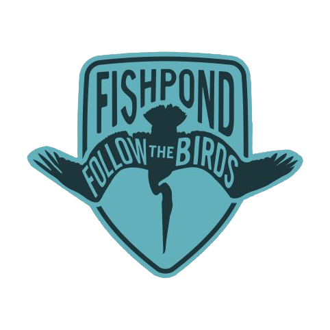 Fishpond Follow The Birds Sticker